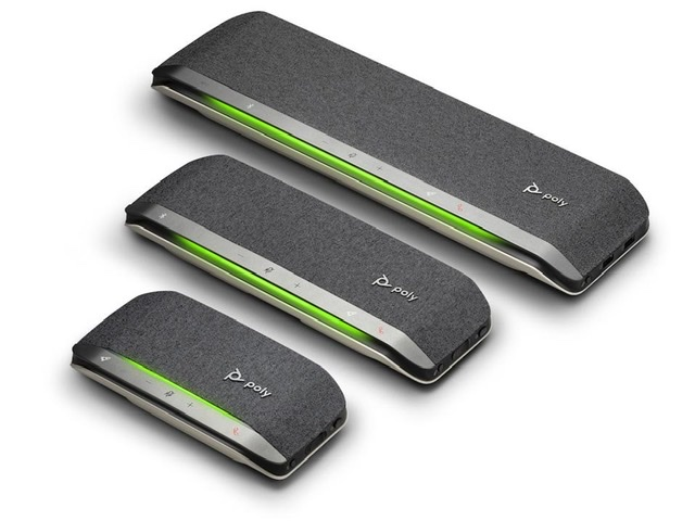poly speakerphones