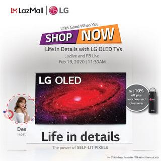 LG Lazada