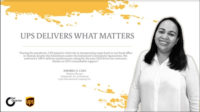 Amabel G. Cale, Shipping Manager