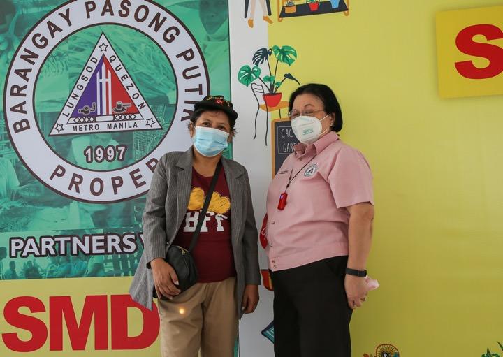 SMDC Barangay Pasong Putik