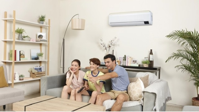Samsung Digital Appliances WindFree™ Plus with Air Purifier PM1.0