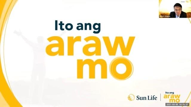 sun life ito ang araw mo