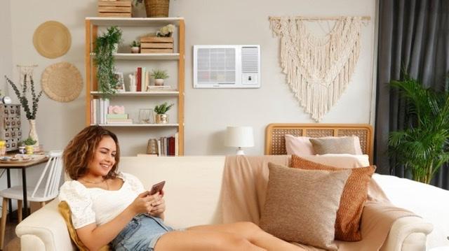 Samsung Digital Appliances Window-Type Digital Inverter Air Conditioner