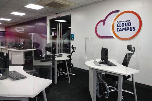 Teleperformance launches Cloud Campus hubs