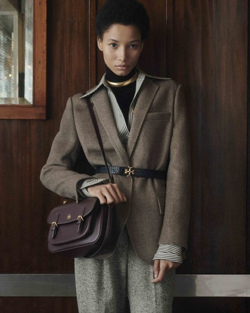 TORY BURCH COLLECTION: FALL / WINTER 2021