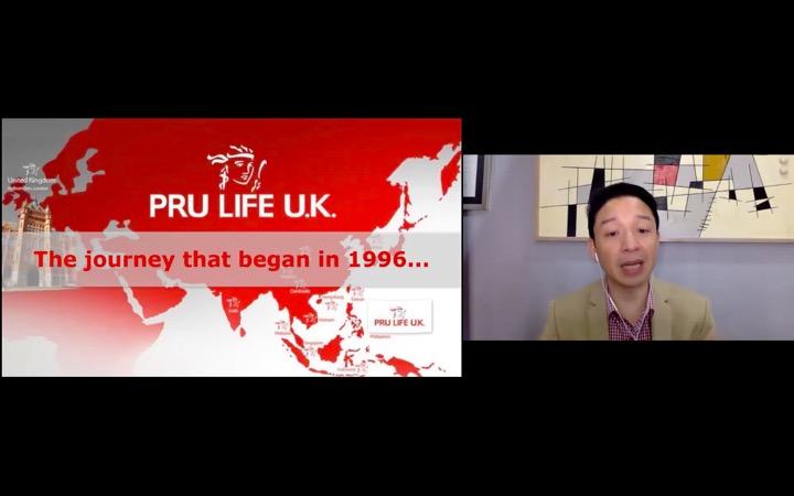 pru life uk anniversary