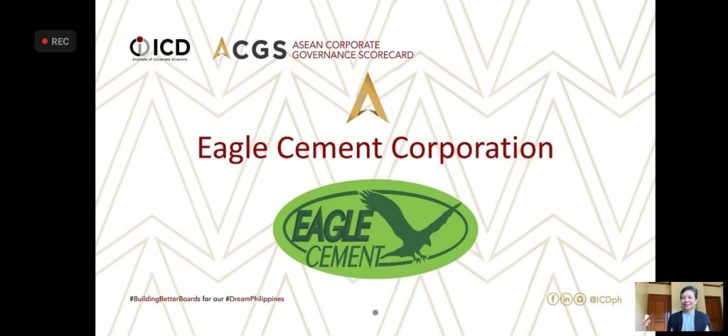 Eagle Cement bags first Golden Arrow Award for corporate governance