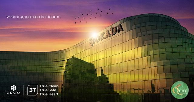 Okada Manila Corporate Marketing and Communications win 2 inaugural awards at 18th IABC Philippine Quill