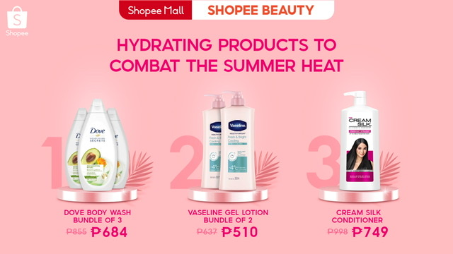 Your Foolproof Guide to Summer Skincare and Makeup Essentials with Shopee Beauty