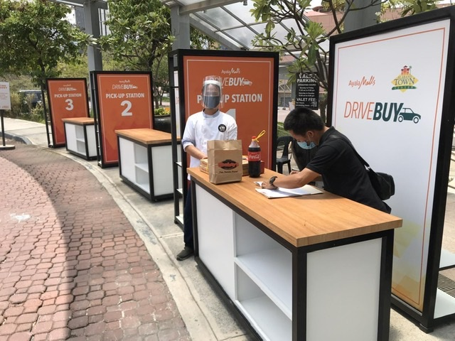 AYALA MALLS AND FOODPANDA OFFER FRESH MEALS ON-THE-GO