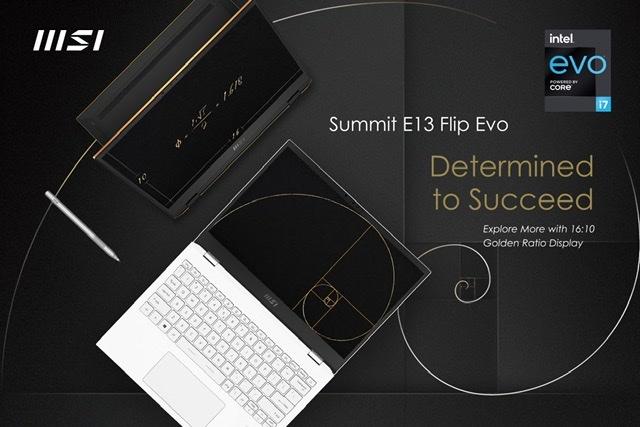 Summit E13 Flip Evo