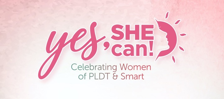 In a man's world: Yes, she can!