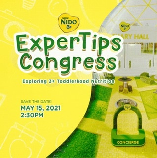 FREE Virtual Parenting Congress and Learn Expert Tips on Childhood Nutrition