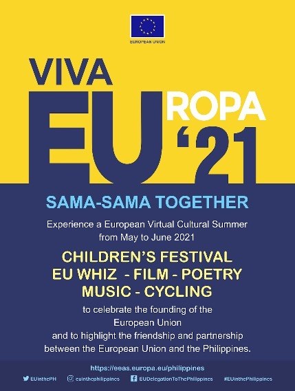 Viva Europa 2021: a showcase of European culture and a celebration of partnership and friendship