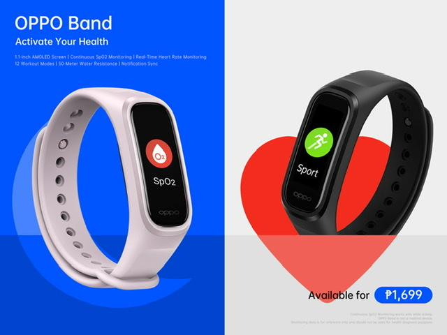 OPPO Enco X and OPPO Band