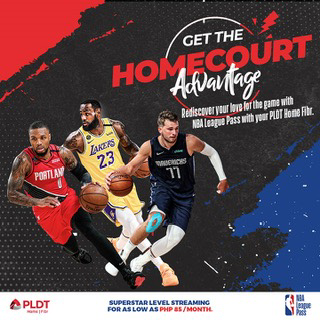 Catch the best NBA games anytime, anywhere with your family at home