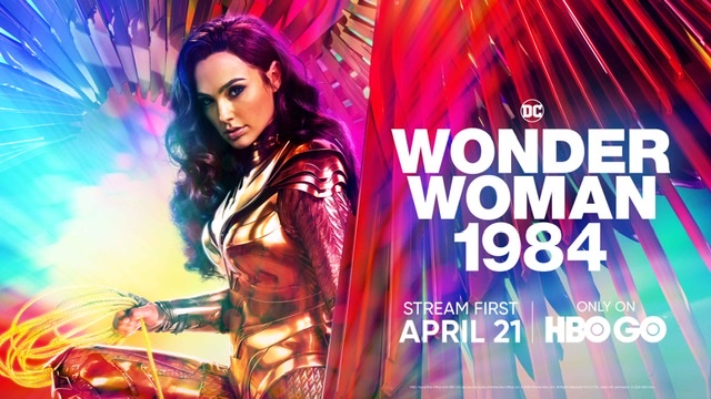 """#PlayItRight and catch the best seats in the house as DC's """"Wonder Woman 1984"""" streams first in PH with HBO GO"""