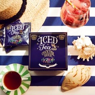 A Summer Soiree with TWG Tea Iced Teabags