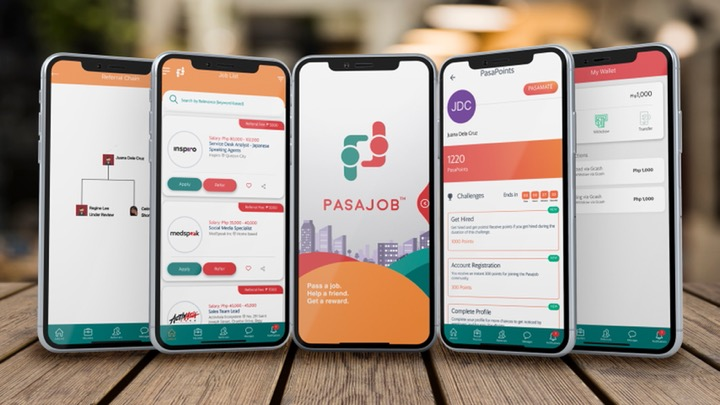 New app PasaJob redefines job hunting through referrals in the PH