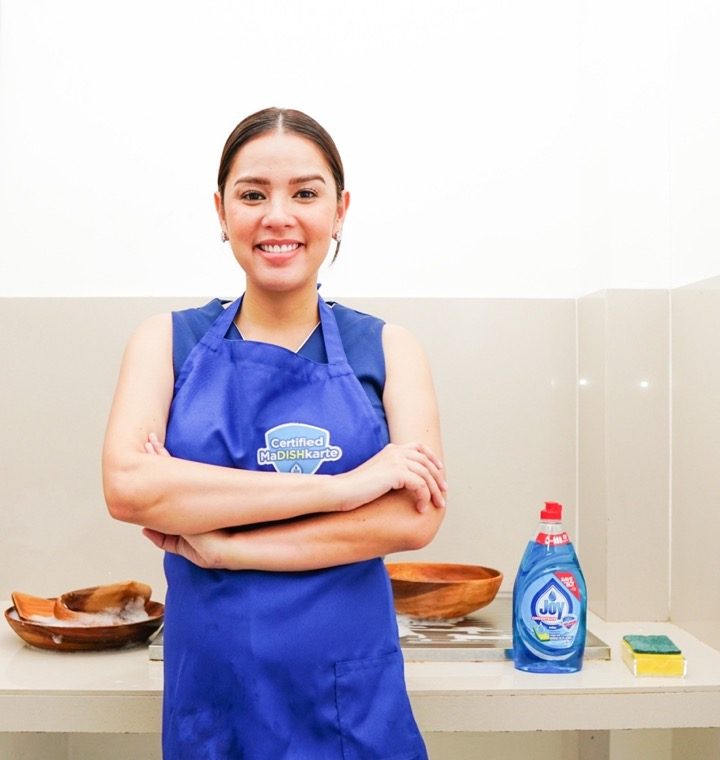 4 Celebrity Moms Share Their Best Tips on How to Keep Your Dishes Sparkling Clean and Germ-Free