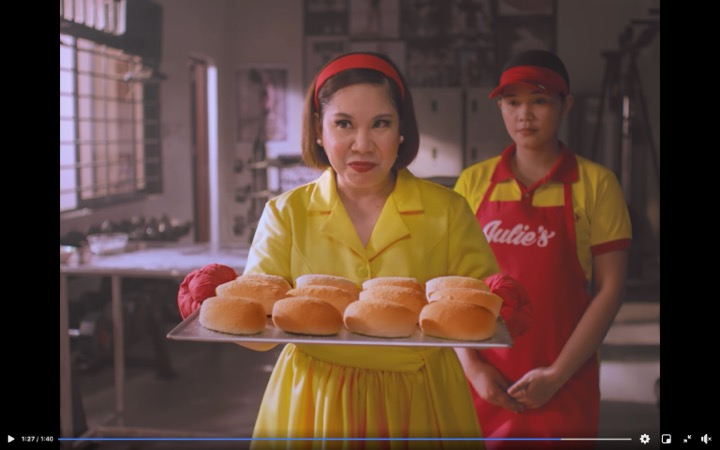 Hilarious 40th anniversary film of Julie's Bakeshop goes viral after making bread out of tita shamers