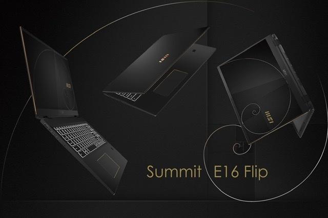 Summit E16 Flip