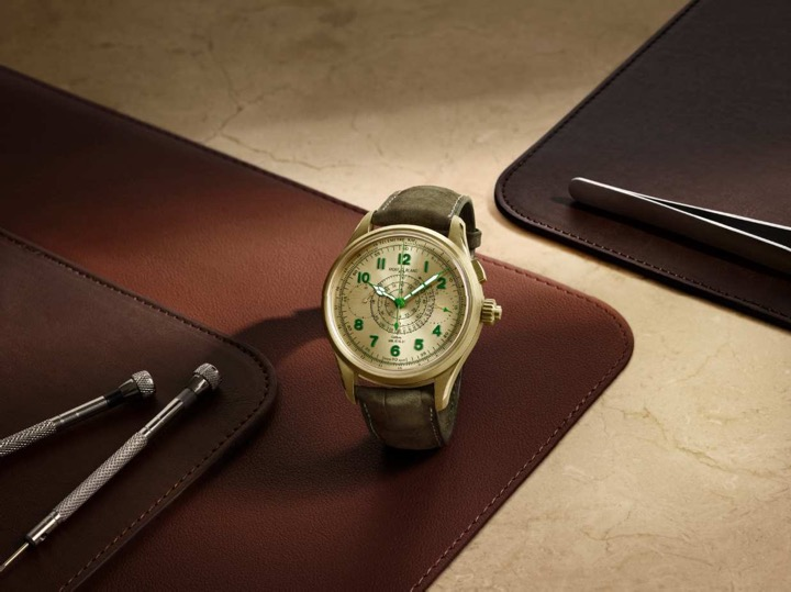 Montblanc 1858 - A New Gold is born
