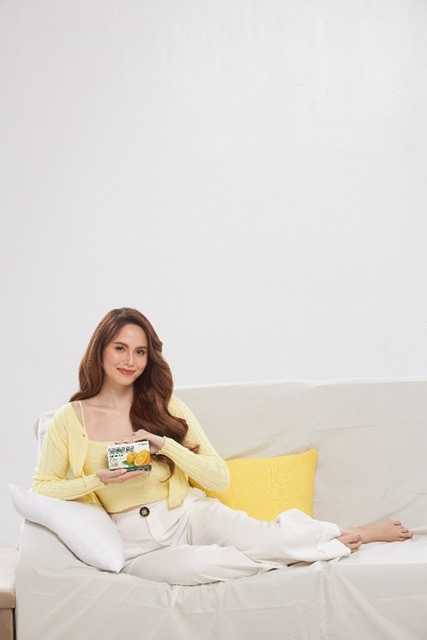 Jessy Mendiola Stays Safe and Strong with Calcium Cee