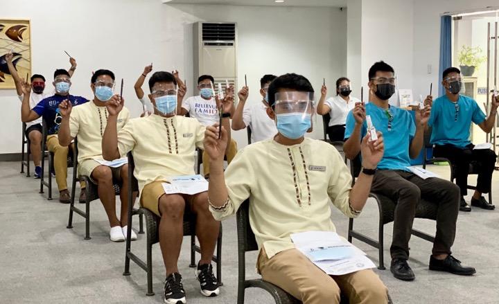 Bellevue Bohol rolls out free COVID-19 Rapid Antigen Testing to employees