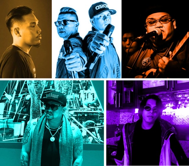 Def Jam Philippines Brings Together Al James, Legit Misfitz, K24/7, and Calvin De Leon under Rekognize for 'Atin Ang Gabi'