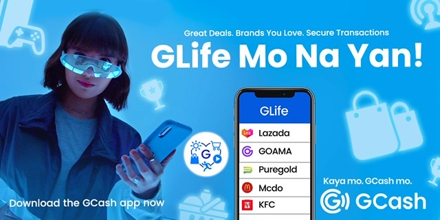 GCash launches over 30 lifestyle brands on GLife