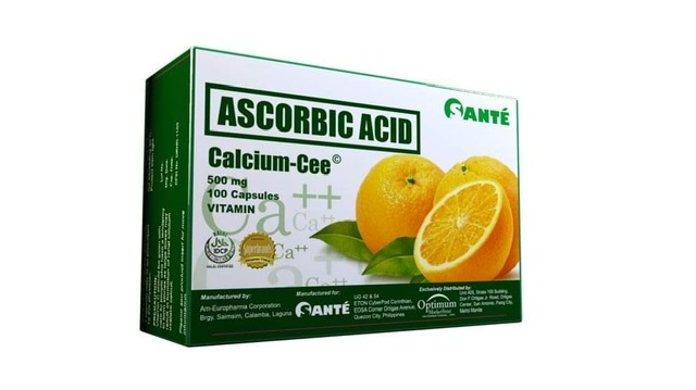 Calcium Cee Ambassador Jessy Mendiola