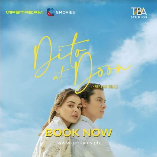 Book Your Tickets to 'Dito at Doon' on GMovies!