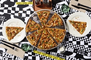 YELLOW CAB RELEASES TWO NEW PIZZA FLAVORS IN LINE WITH THEIR 20TH ANNIVERSARY