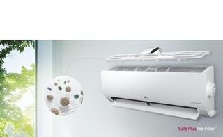 Groundbreaking UVnano™ Technology Boosts LG's New RAC Lineup