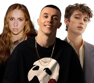 Acclaimed producer Regard teams up with global pop stars Troye Sivan and Tate McRae on club thumper 'You'