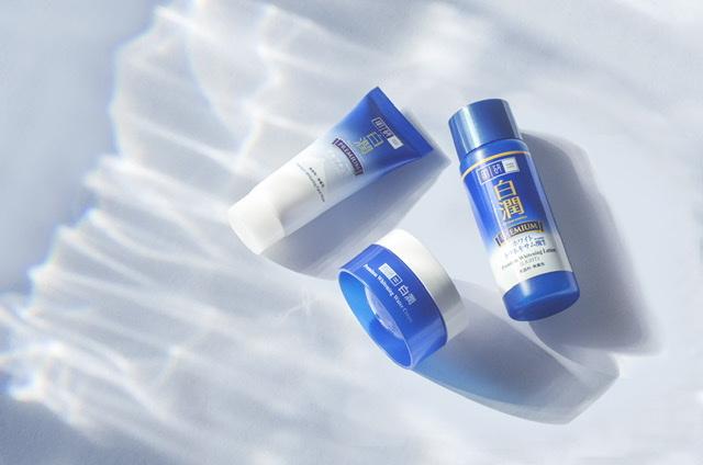 Get brighter skin with Hada Labo Premium Whitening Range