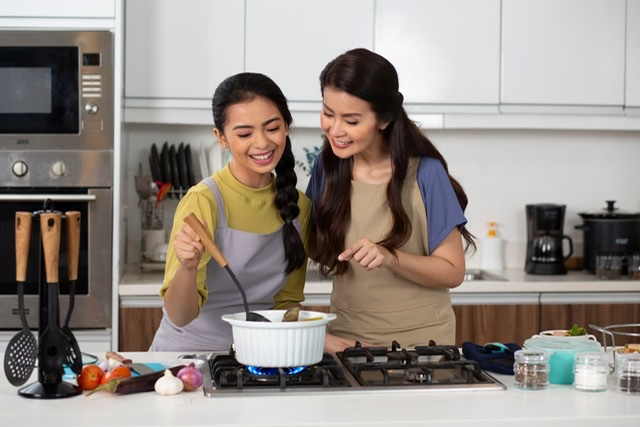 Fun new ways to celebrate another at-home Mother's Day Solane