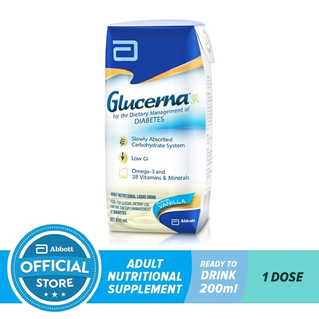 Nutrition For The Whole Family Glucerna