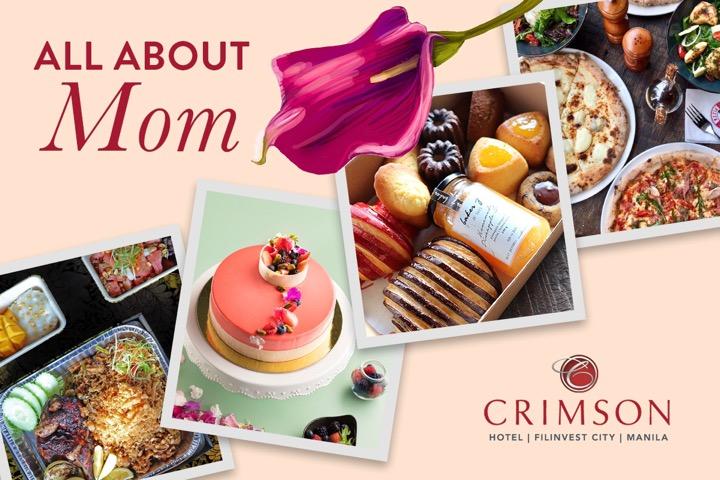 All About Mom Crimson Hotel