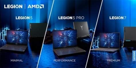 Lenovo Legion unleashes total gaming savagery with new arsenal