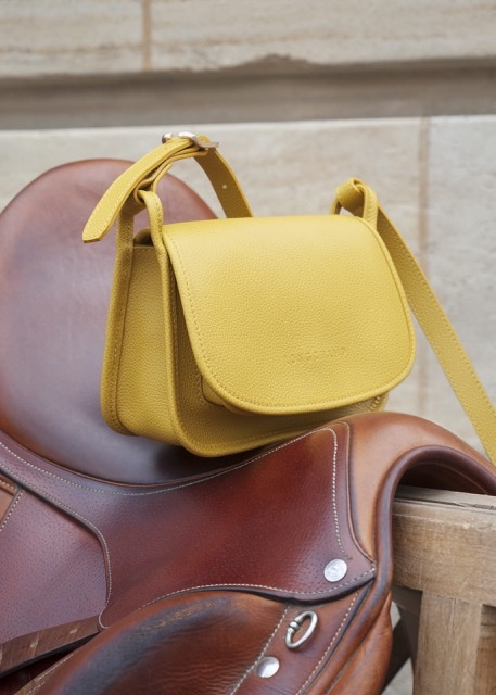 WELCOME BACK LE FOULONNÉ, LONGCHAMP'S FOREVER LEATHER