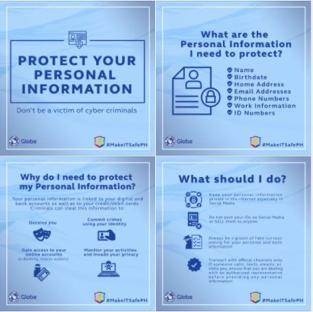 Globe strengthens data privacy enforcement to safeguard customers' digital experience