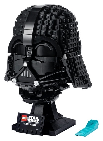 THE LEGO GROUP ANNOUNCES NEW LEGO® STAR WARS™ HELMET AND DROID CONSTRUCTION SETS INSPIRED BY THE DARK SIDE