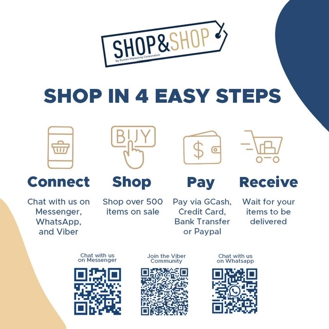 Score up to 80% off at Shop & Shop
