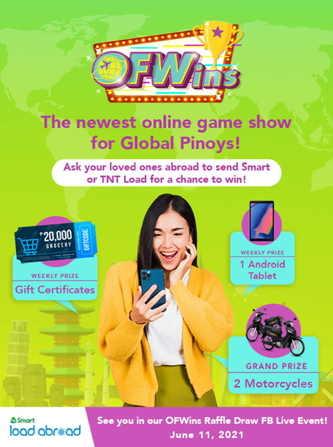 PLDT Global launches OFWins for customers overseas