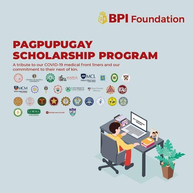 BPI Foundation reopens Pagpupugay scholarship program