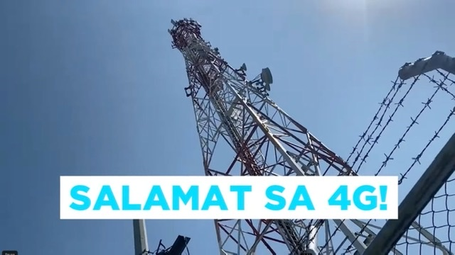 #Salamat4G: Spreading love and faith in Pangasinan