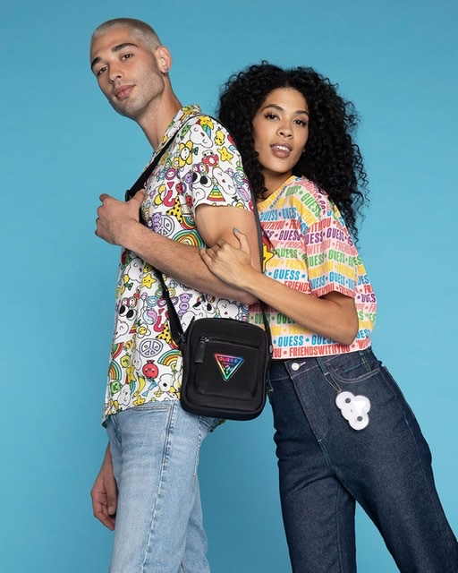 Introducing the Spring 2021 GUESS x FriendsWithYou Capsule Collection