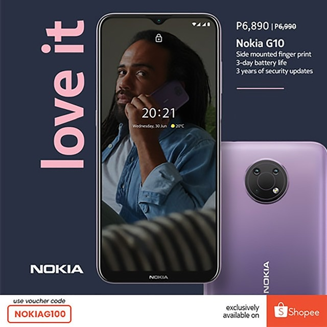 Grab the latest Nokia G10, Nokia C20 and Nokia C10 – smartphones that Filipinos can #LoveTrustKeep